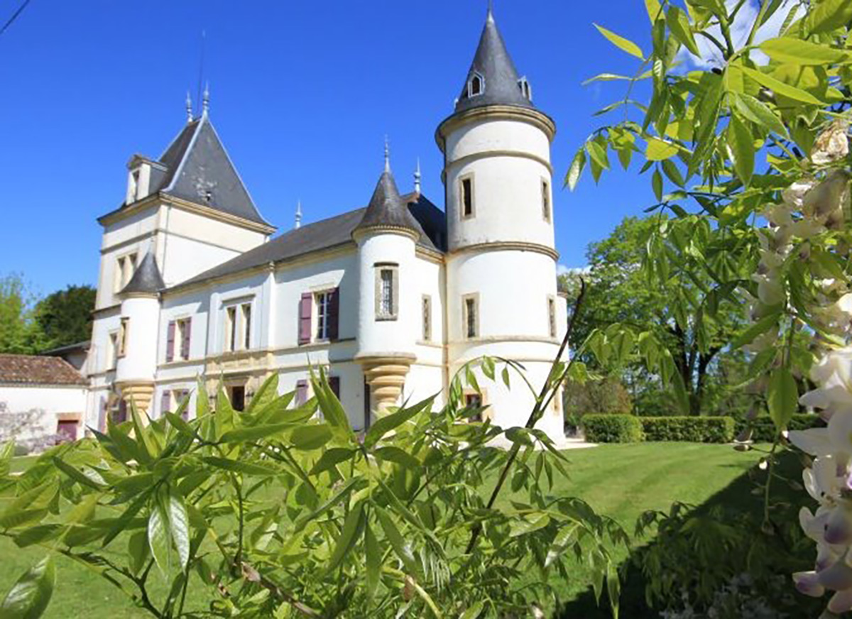 Chateau Caillac - Exterior