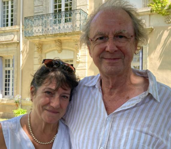Tim and Sasha - Chateau du Puits es Pratx