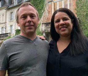 Ben and Vanessa - Chateau de Joli Bois