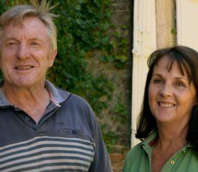 Janet and Philip - Chateau de La Fare