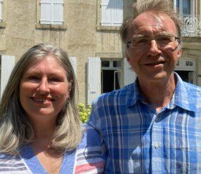 Jayne and Steve - Chateau de Thuries