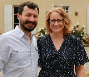 Tim and Rebecca - Chateau de la Ruche